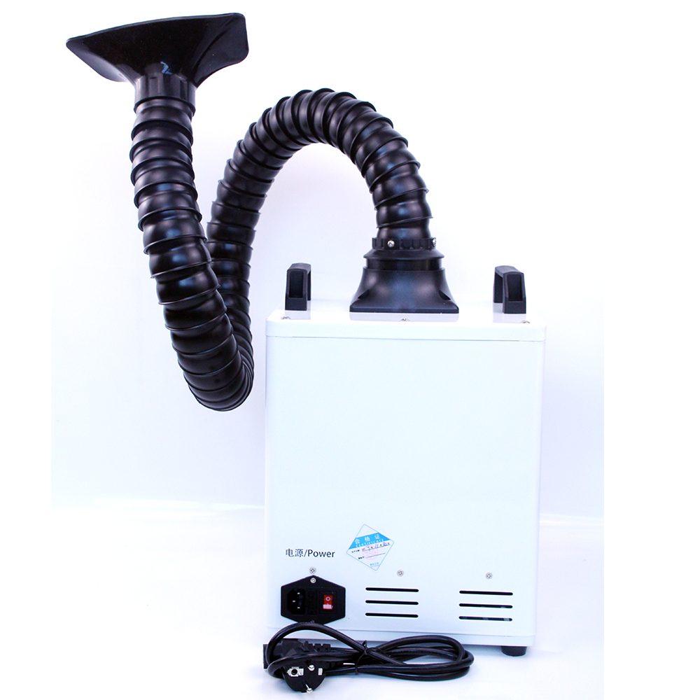 TBK Fume Extractor 220V Smoking Instrument High filtering laser machine Smoke Purifier Purification Air Dust Cleaner Room