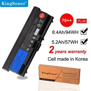 KingSener 11.1V 8400mAh Laptop Battery For Lenovo ThinkPad T430 T430I L430 SL430 SL530 T530 T530I L530 W530 45N1011 45N1010