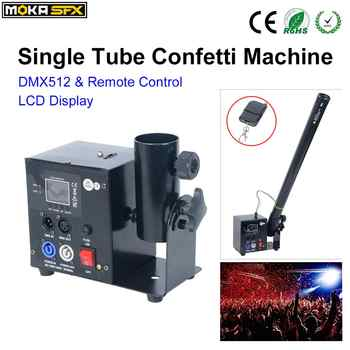 One shot confetti launcher Machine For Sale Wedding Confetti Cannon paper christmas decorations for home party - DISCOUNT ITEM  5 OFF Lights & Lighting