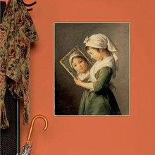 Citon E.Vigee lemarron – peinture à l'huile sur toile, image décorative, décoration murale, pour la maison