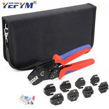 YEFYM SN-48BS/2549 için sıkma araçları XH2.54 Tab2.8 4.8 6.3/boru/İzoleli terminaller için 8 çene kiti elektrik pense