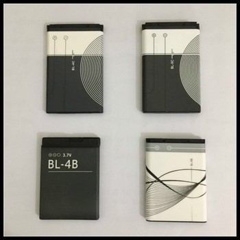 Батарея BL-4C BL-5C BL-4B BL-5B BL-4CT BL-5CT BL-4D BP-4L BL-5K BL-5F BL-4U BL-5BT BP-5M BP-6M BL-4S BL-4J BL-5J батарея