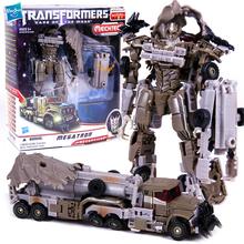 Hasbro Transformers Megatron Tank Truck zabawki figurki akcji Model postaci z Anime zabawki figurki dla dzieci dzieci prezent na boże narodzenie tanie tanio Z nami (pochodzenie) Unisex Jeden rozmiar 14cm Montaż montażu Second edition 3 lat Urządzeń peryferyjnych Y679 Zachodnia animiation