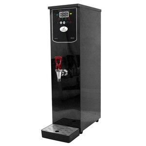 Image 5 - Xeoleo 20L موزع المياه الساخنة التجارية آلة الماء الساخن 60L/H وعاء من الستانليس ستيل الأسود غلاية مياه لمتجر شاي فقاعات 3000 واط
