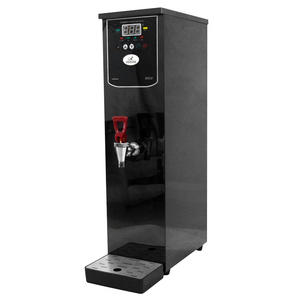 Image 5 - Xeoleo 20L給湯器商業給湯マシン 60L/hブラックステンレス鋼水ボイラーバブル茶ショップ 3000 ワット