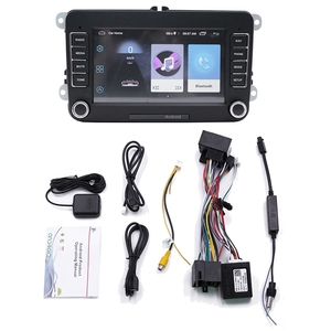 7 Inch 2 DIN Android GPS Bluetooth Car MP5 Player Fit for Jetta Passat Skoda Beetle