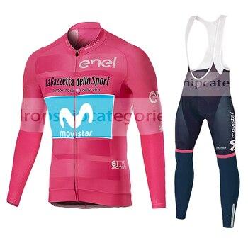 Movistar-Maillot de Ciclismo para hombre y mujer, Ropa para Ciclismo de montaña,...