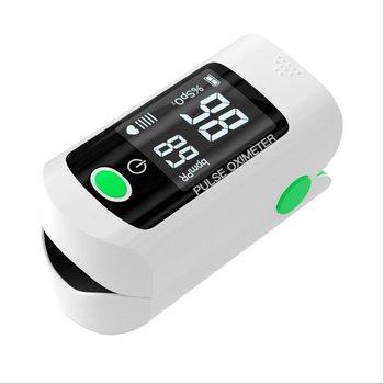 Cyfrowy palec klip saturimetro pulsoksymetr tlenu we krwi palec przenośny miernik pulsoksymetr pulsoksymetr napalcowy tanie i dobre opinie ACEHE CN (pochodzenie) Rohs LED LCD optional AAA battery*2 70-99