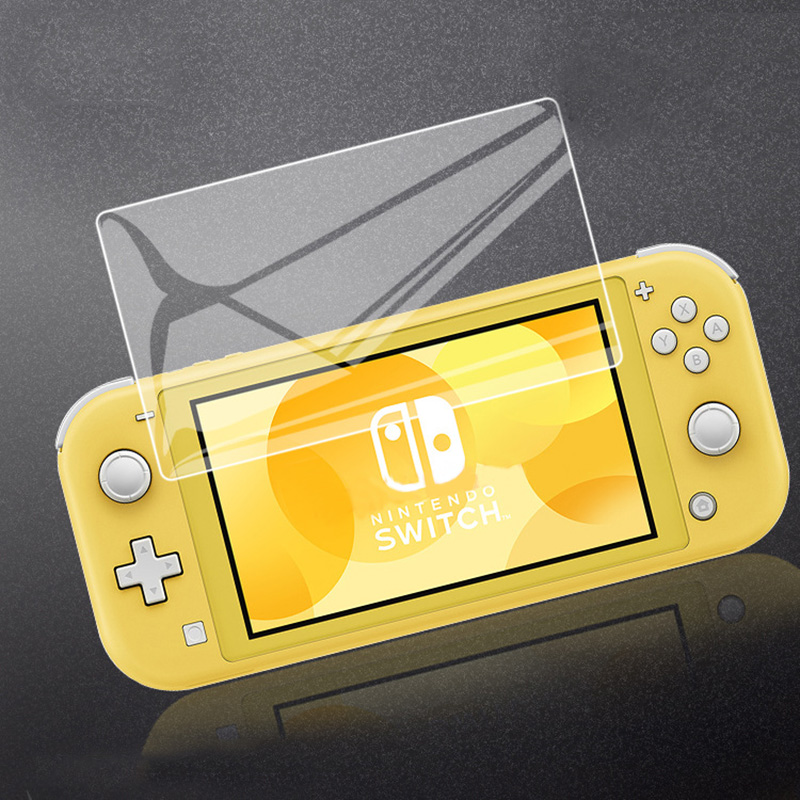 Высококачественное Закаленное стекло для защиты экрана для Nintendo Switch Lite, Защита экрана для аксессуаров Nintendo Switch Lite