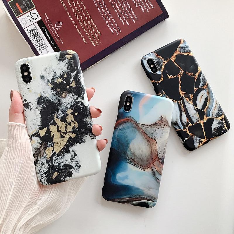 XBXcase Vintage Granite Marble Stone Case για iPhone 11 Pro Max 6 - Ανταλλακτικά και αξεσουάρ κινητών τηλεφώνων - Φωτογραφία 1