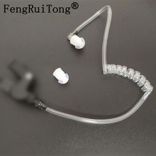 Replacement Acoustic Coil Tube for Motorola Baofeng Kenwood Walkie Talkie Earpieces and Two Way Radios Headset