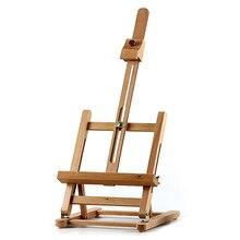 40 ซม.ชุดมินิศิลปินไม้ตารางซิงเฟรมปรับขาตั้งกล้องชั้นวางกลางแจ้งStudioจอแสดงผล