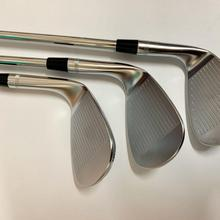 TopRATED SM8 Wedges SM8 Golf Wedges Silver SM8 Golf Clubs 48/50/52/54/56/58/60/62 Steel/Graphite Shaft with Head Cover