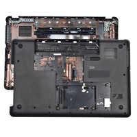 Original nouveau pour HP Compaq Presario 630 635 CQ57 Series housse de fond pour ordinateur portable 646838-001 646114-001 housse de bas de portable