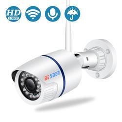 BESDER iCsee ONVIF аудио IP-камера 1080P 720P беспроводная проводная P2P сигнализация CCTV цилиндрическая наружная wi-fi камера со слотом для SD-карты макс. 64 гб