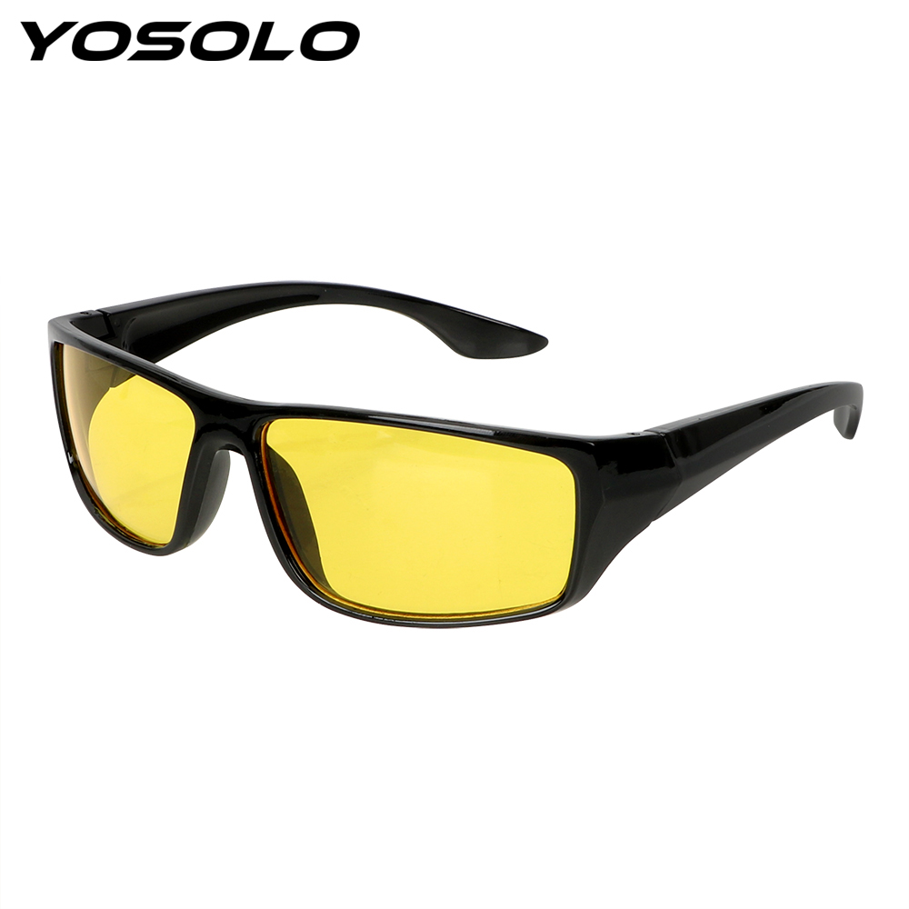 YOSLO UV Protection Motorcycle Glasses Eyewear Unisex Motocross Bike Goggles Wind Resistant Outdoor Sports Riding Sunglasses