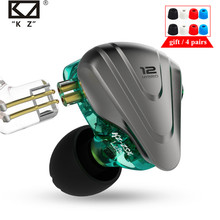 KZ ZSX 5BA 1DD hybrydowa jednostka słuchawki douszne HIFI muzyka metalowa sportowy zestaw słuchawkowy KZ ZAX ASX afrykańskiego pomoru świń ZS10 PRO AS16 C12 CA16 VX V90 NS9 tanie tanio Technologia hybrydowa CN (pochodzenie) PRZEWODOWY 111±3dB 1 25m Do gier wideo do telefonu komórkowego Słuchawki HiFi