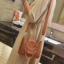 купить Leather Bag Women's Party Bag/Crossbody Bags for Women/ Shoulder Bag Ladies Designer Handbags Chain Bag недорого
