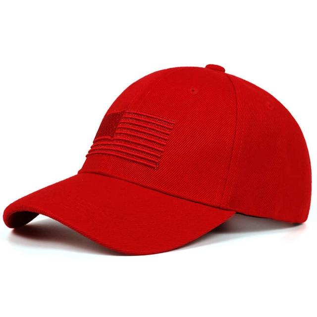 f002e8307 US $4.96 29% OFF|High Quality Cotton Outdoor Baseball Cap Raised Flag  Embroidery Snapback men women Fashion Sports Hats Caps Bone Garros-in Men's  ...