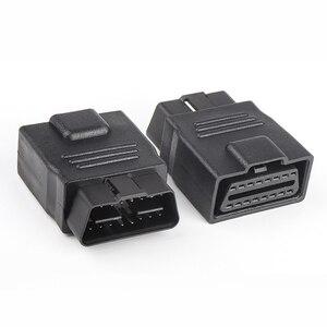 Image 5 - OBD2 Plug Verlengsnoer 16Pin Full Power Adapter 12V 24V Auto Vrachtwagen Rijden Computer Tester Universele Auto Scanner obd Socket