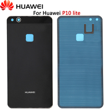 For HUAWEI P10 Lite Battery Cover Rear Glass Door Panel With