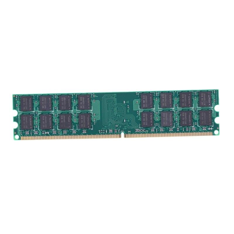 DDR2 4GB memoria RAM 1,5 V 800MHZ PC2-6400 240 Pin escritorio DIMM sin búfer no ECC para la placa base AMD Escritorio Kembona original chips marca PC de escritorio DDR2 1 GB/2 GB/4 GB 800 MHz/667 MHz/533 MHz DDR 2 DIMM-240-Pins escritorio memoria Ram