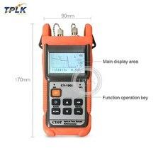 Wholesale Price FTTX portable CY-190S Optical Reflectometer CY190S VFL Fiber find Handheld OTDR bort bsi 190s инверторный