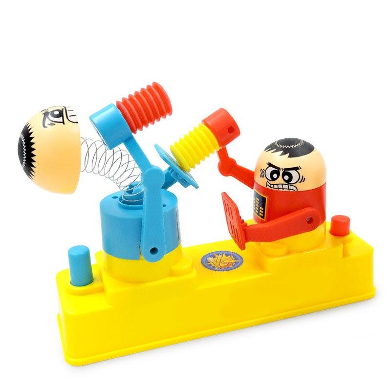 Настольные игры дети родитель-ребенок Взаимодействие настольная игра молоток робот снятие стресса Семья Рождественский подарок двойной б...