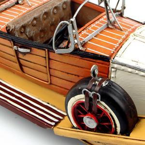 Image 5 - Antieke klassieke Britse auto model retro vintage smeedijzeren metalen ambachten voor thuis/pub/cafe decoratie of verjaardagscadeau