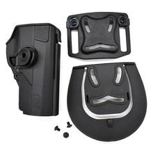 Cqc tático px4 pistola coldre para beretta px4 cinto da cintura/coxa gota perna coleiras com coldre plataforma perna pá adapte