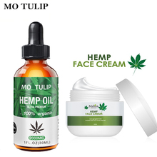 MABOX Pure Organic Essential Oils and Face Cram Cbd Hemp Oil