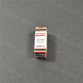 1 Sztuk Rcexl ICM6 CM6 10mm Irydowa świeca Zapłonowa Dla DLE DA Silnik Gazowy