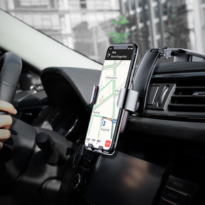 Image 5 - Baseus Gravity Car Phone Holder For iPhone 11 Pro Max Samsung Car Mount Holder For Phone in Car Cell Mobile Phone Holder Stand