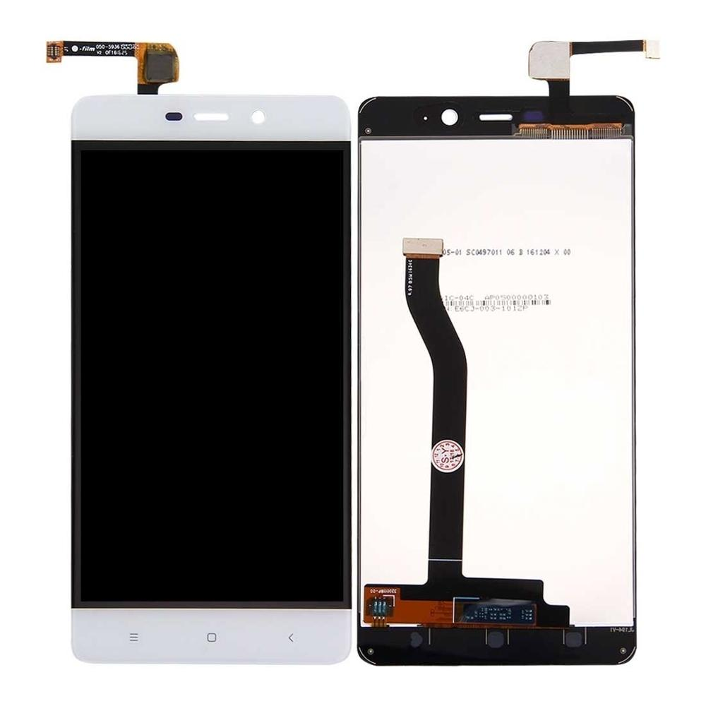 5.0 inch LCDs For <font><b>Xiaomi</b></font> <font><b>Redmi</b></font> <font><b>4</b></font> <font><b>Pro</b></font> <font><b>4</b></font> Prime LCD Display+<font><b>Touch</b></font> <font><b>Screen</b></font> Digitizer Assembly with Frame For <font><b>Redmi</b></font> <font><b>4</b></font> Prime <font><b>4</b></font> <font><b>Pro</b></font> LCD image