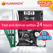 X99 Intel Xeon E5 2678 V3 Sata-3.0 HUANANZHI DDR with Memory-Combo-Kit-Set TF 4--8g