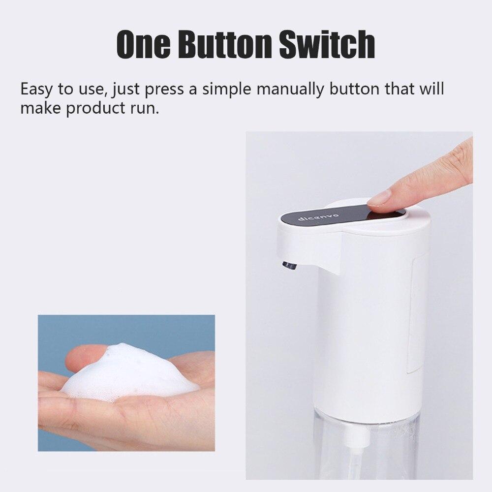 H72094b978ec64297ad043b94ee08fa95R Automatic Alcohol Spray Dispenser Touchless Alcohol Sanitizer Disinfectant Liquid Sope Dispensers IR Sensor Bottle for Bathroom