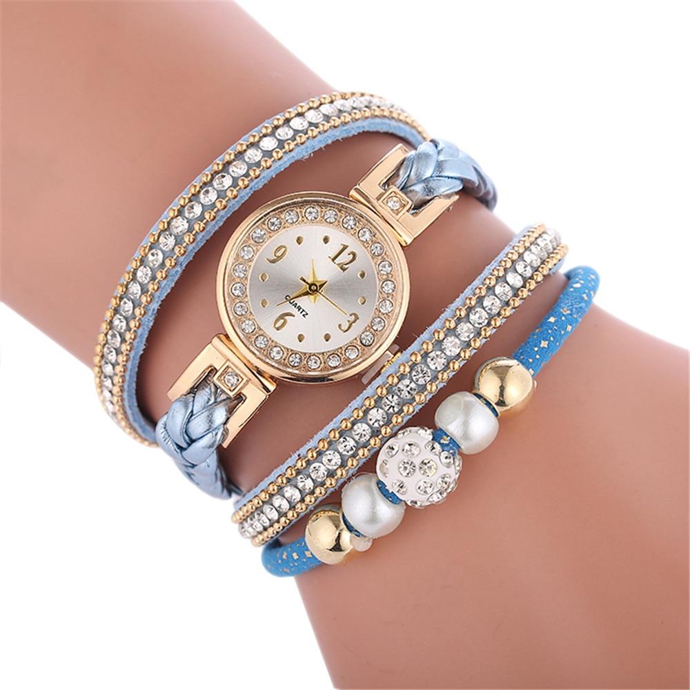women watches Quartz Bracelet with Diamonds Часы женские reloj mujer dameshorloge dames horloges montre bracelet femme (13)
