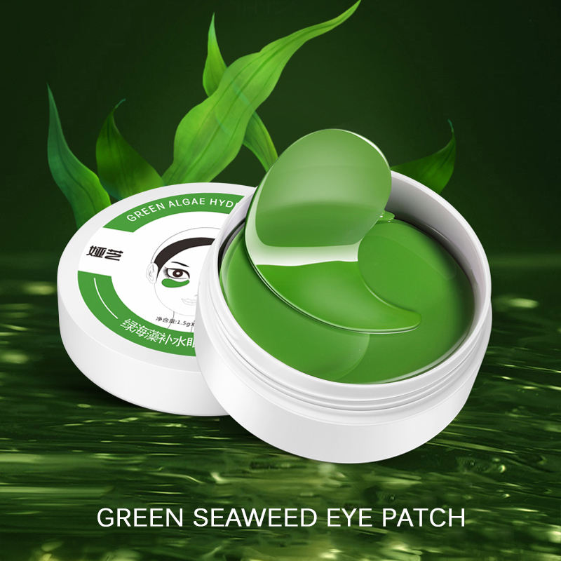 Essence Eye-Mask Seaweed-Gel Moisturizing Anti-Edema Eliminate Lasting