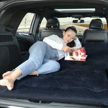 Inflatable Bed Car-Mattress Sleeping-Pad Travel Automatic SUV Universal Rear-Car