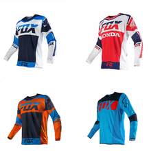 Cycling Jersey Men Fox Mtb Jersey Downhill Mountain Bike Maillot Ciclismo 2021 Maillot Motocross Ropa De Deporte Ropa Ciclismo