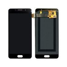 A510 a Cristalli Liquidi per Samsung Galaxy A5 2016 A510 A510FD A510F A510M Display Lcd Touch Screen Digitizer Assembly di Ricambio Testati Al 100%