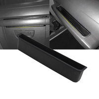 for Jeep Wrangler JK 2007 2008 2009 2010 Car Interior Co pilot Handle Storage Box Tray Tidying Organizer ABS Plastic Accessories