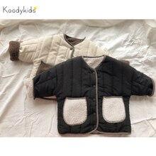 Outfit Clothing Coat Fleece Koodykids Toddler Girl Baby-Girl-Boy Winter Autumn Long-Sleeve
