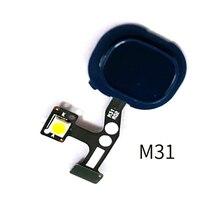 Per Samsung Galaxy M31 Touch ID sensore di impronte digitali tasto Home cavo flessibile
