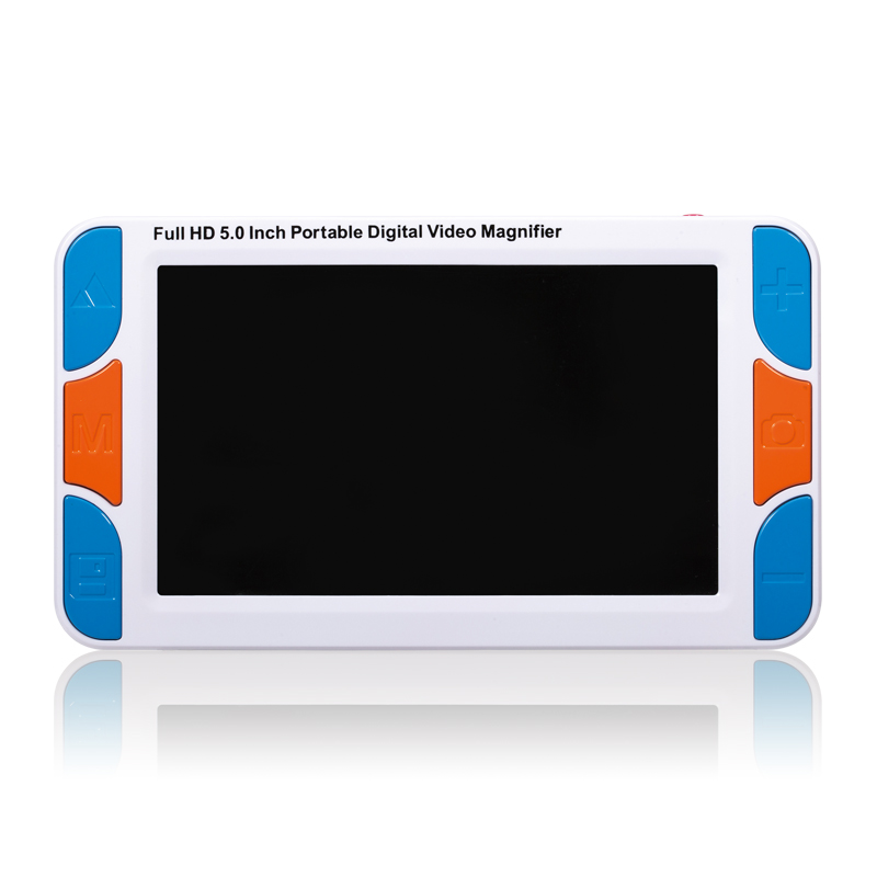 5inch LCD Display Low Vision Video Magnifier electronic reading aid Digital  Handheld portable Video Magnifier