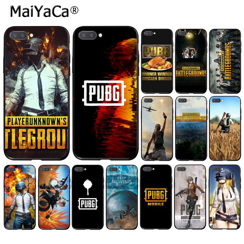 MaiYaCa Game Playerunknown's Battlegrounds PUBG Winner Phone Case for Huawei Honor 8X 9 10 20 Lite Honor 7A 7C Honor10i View20 image