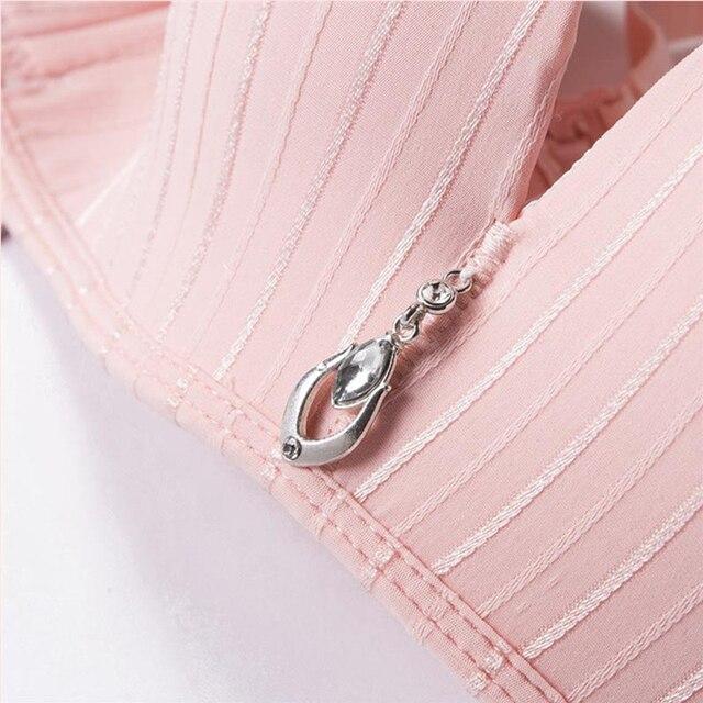 Preteen Under Garment Set With Strap 4