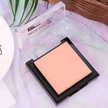 Pressed Powder Face  Anti-wrinkle Brightening Natural Mirror Sponge Puff Palette Concealer Compact