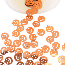 15g Halloween Bat/Ghosts/Pumpkin/Spider/Skull/Cat/Happy Confetti Table Sprinkle Supplies 2019