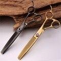 Ножницы для груминга собак Fenice 6,5 дюйма, ножницы для филировки собак и кошек, ножницы для шерсти животных